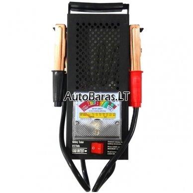 Akumuliatoriaus baterijos testeris mechaninis 12V