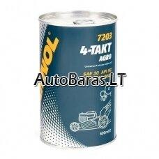 MANNOL ALYVA 4-TAKT AGRO MANNOL 600ML (keturtakčiams varikliams)