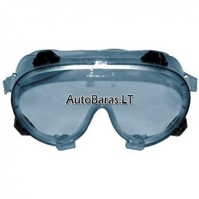 Apsauginiai akiniai - sandarūs su virvute