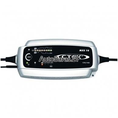 Automatinis / Impulsinis akumuliatorių įkroviklis CTEK MXS 10.0 EU