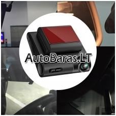 BLACKVIEW A68 dviejų kamerų vaizdo registratorius su liečiamu ekranu
