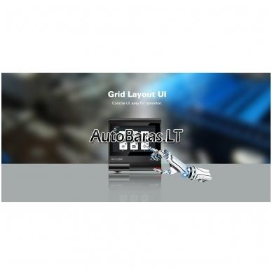 BLACKVIEW A68 dviejų kamerų vaizdo registratorius su liečiamu ekranu 5