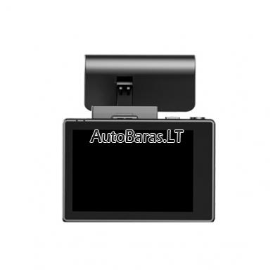 BLACKVIEW GS31 WIFI 4K dviejų kamerų video registratorius su liečiamu ekranu 6