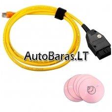 BMW Enet E-SYS diagnostinis kabelis BMW F-serija, M-serija, Alpina...