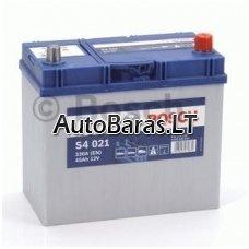 Bosch S4 akumuliatorius 45Ah 330A