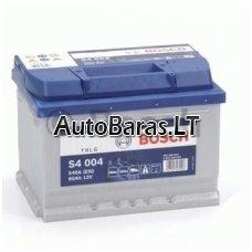 Bosch S4 akumuliatorius 60Ah 540A