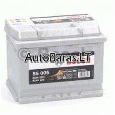 Bosch S5 akumuliatorius 63Ah 610A