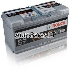 BOSCH S5A13 AGM akumuliatorius 95Ah 850A
