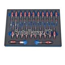 BOXO Elektros jungčių kontaktų ardymo rinkinys, 23 dalių