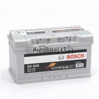 Bosch S5 akumuliatorius 85Ah 800A