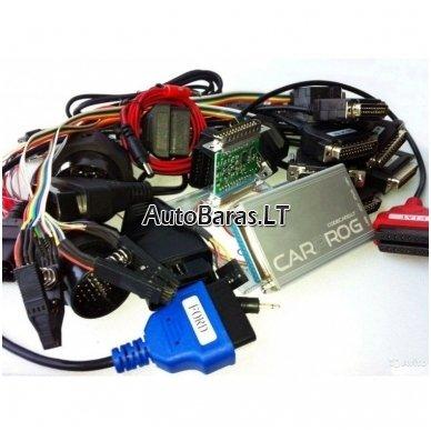 CarProg V8.31 pilna ONLINE versija su papildomais kabeliais (programavimui) 3