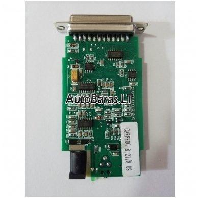 CarProg V8.31 pilna ONLINE versija su papildomais kabeliais (programavimui) 5