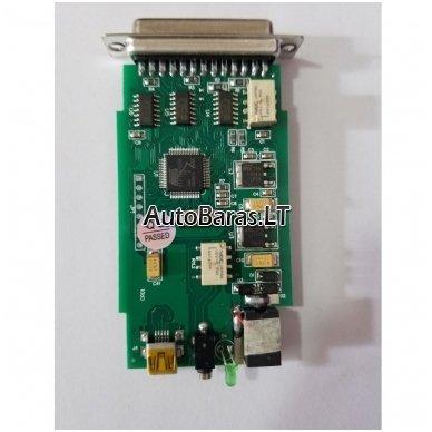 CarProg V8.31 pilna ONLINE versija su papildomais kabeliais (programavimui) 6