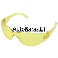 Darbo apsauginiai akiniai geltoni