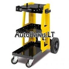 DECA trijų aukštų suvirinimo aparatams vežimėlis