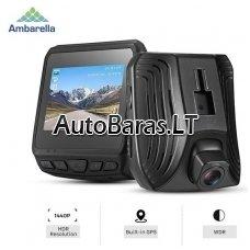 DĖMESIO !!! geriausias iš esamų: Vaizdo Registratorius DAB211 A12-55 GPS Ambarella