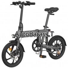"""Elektrinis dviratis Xiaomi Himo Z16 16"""", pilkas"""