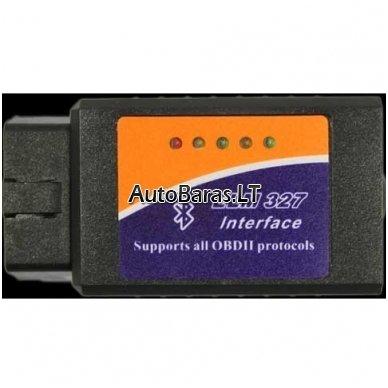 ELM327 obd auto diagnostika - bluetooth 3