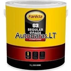FARECLA G3 REGULAR GRADE 3kg poliravimo pasta