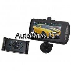 """K27 galinio vaizdo kamera parkavimo 4.3"""""""