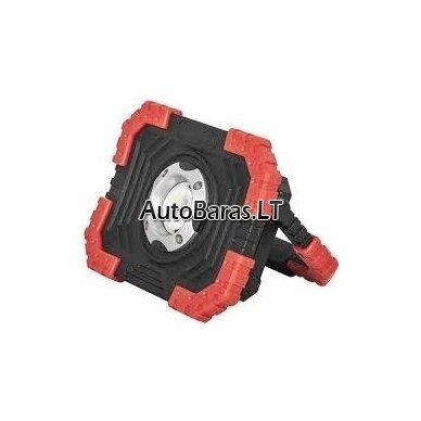K27 Įkraunamas nešiojamas LED darbinis prožektorius 10 W 680 lm 2