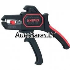 KNIPEX Automatinės izoliacijos nutraukimo replės, 180 mm