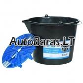 KUNGS 16l kibiras su filtro padėklu automobiliams plauti
