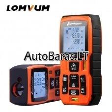 Lazerinis atstumų matuoklis LOMVUM LV-40m - NUOMA