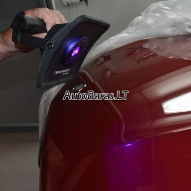 LED šviestuvas SCANGRIP NOVA UV-S 2