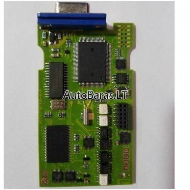 LEXIA 3 FULL CHIP Gold - Citroen / Peugeot - diagnostikos įtaisas 5