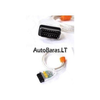 Mini VCI 16 Pin OBD2 TOYOTA / LEXUS diagnostikos kabelis 2