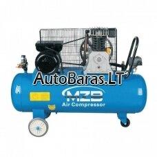 MZB Oro kompresorius 90L 336L/min 8bar vienfazis