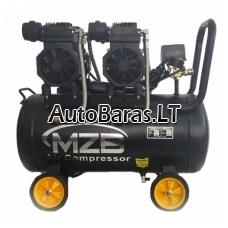 MZB Oro kompresorius betepalinis 50l 420L/min 8bar (Populiariausias)
