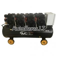 MZB Oro kompresorius betepalinis 90l 840L/min 8bar vienfazis (Populiariausias)