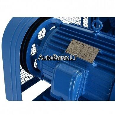MZB oro kompresorius su diržine pavara 7.5kW 300L 1153L/min 12.5bar 6