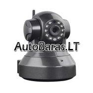 Patalpų stebėjimo kamera IP HD960p su Wifi + 64gb SONY 90mb/s atminties kortelė