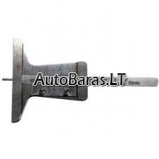 Padangų gylio matuoklė (mechaninis)