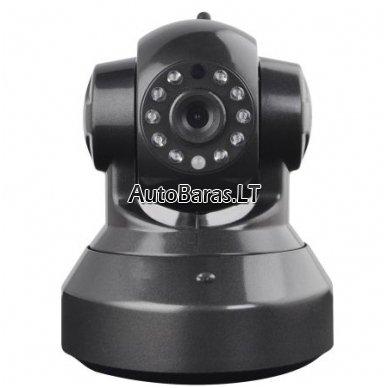 Patalpų stebėjimo kamera IP HD960p su Wifi + 64gb SONY 90mb/s atminties kortelė 4