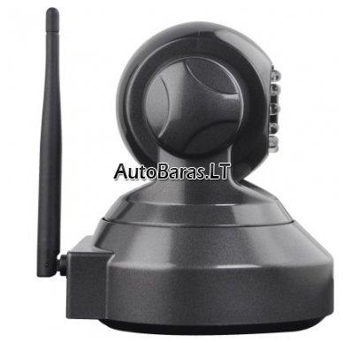 Patalpų stebėjimo kamera IP HD960p su Wifi + 64gb SONY 90mb/s atminties kortelė 5