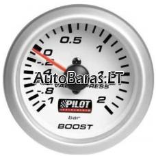 Pilot GAUGE - matuoklis / gauge - Mechaninis turbinos slėgio 52mm
