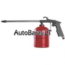 Praplovimo arba antikorozinių medžiagų pistoletas