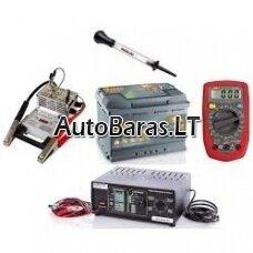 PROFESIONALI Visų tipų automobilių akumuliatorių pakrovimo/įkrovimo paslauga su testavimu