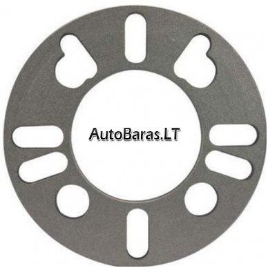 Rato stebulės išplatinimas (rastafkė - praplatinimas) 7mm arba 3,5mm