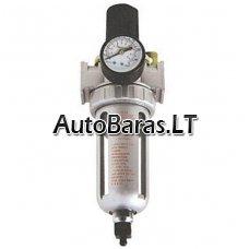 Reguliuojamas kondensato filtras / separatorius oro kompresorio sistemai ECO