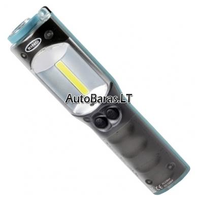 RING REIL3200HP UV COB akumuliatorinis belaidis prožektorius