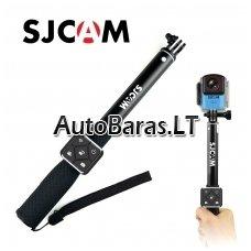 SJCAM asmenlazdė (selfie stick) su kameros valdymu