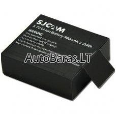 SJCAM SJ4000 ; SJ5000 serijos baterija