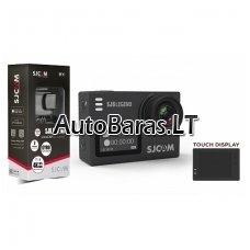 SJCAM SJ6 Legend + dovana belaidis laikrodis kameros valdymui