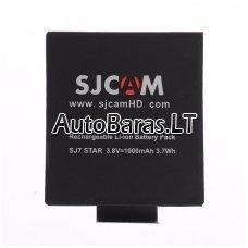 SJCAM SJ7 Star veiksmo kameros baterija
