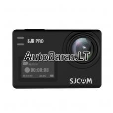 SJCAM SJ8 Pro + dovana belaidis laikrodis kameros valdymui